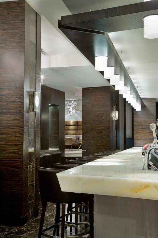Air Canada Centre Platinum Lounge Portfolio Projects