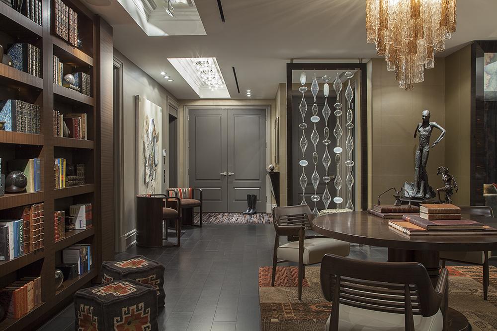 Luxury High Rise Apartment Portfolio Projects Fleur De
